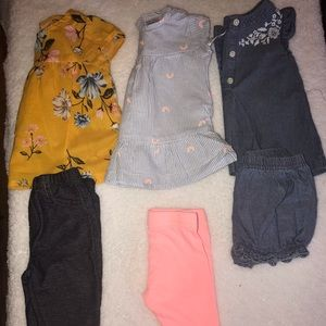 Bundle of 2 piece outfits